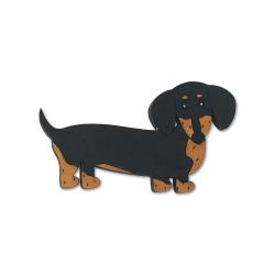 Wiener Dog Pin