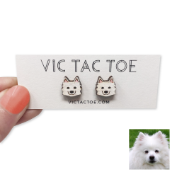 american eskimo earrings